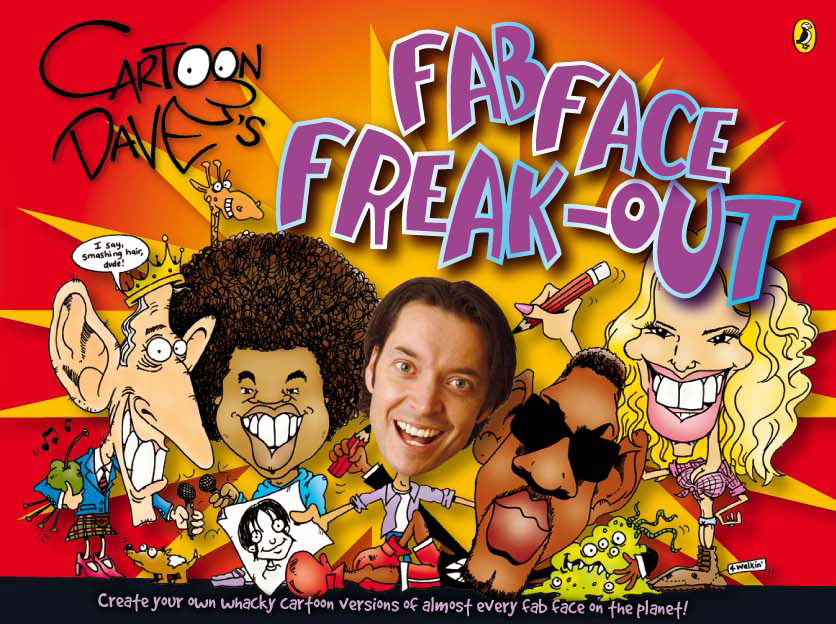FAB FACE FREAKOUT cover