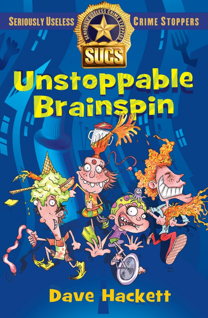brainspin cover